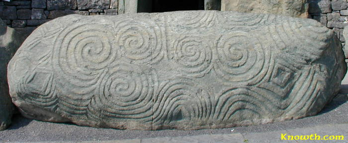 Stone Carving Wall Design