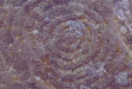 Sprial from Kingsmountain decorated stone