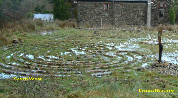 Glore Mill Labyrinth
