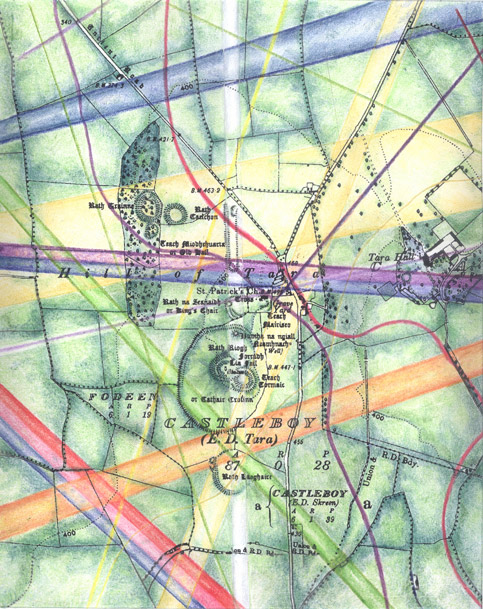 Hill of Tara - Earth Energy Fields