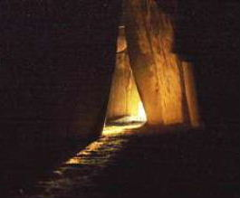 Newgrange Winter Solstice 2001